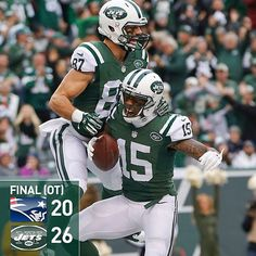 Put It In The Books! - Jets WIN! #JetUP