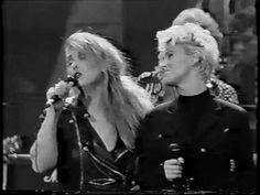 Marie Fredriksson: Drift Wawy Live (With Sanne) 1992