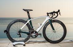 Mark Cavendish's custom 2015 #SWorks Venge #Specialized