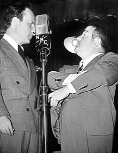 Abbott & Costello - Armed Forces Radio broadcast