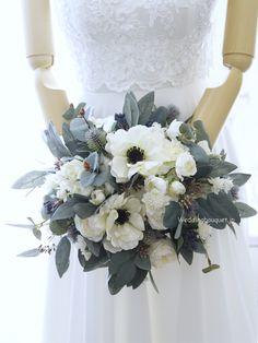 Wedding Goals, Fall Wedding, Dream Wedding, Wedding Bouquets, Wedding Flowers, Wedding Dresses, Oklahoma Wedding, Dusty Blue Weddings, Dried Flowers
