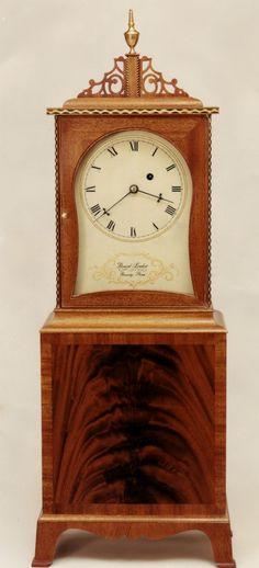 19th Century Thomas Seymour Design Mantle Clock