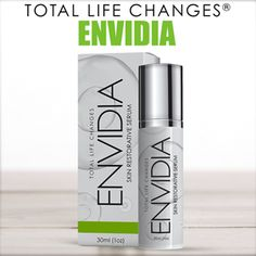 Envidia will repair your skin through cell renewal technology. Cell Regeneration, Anti Ride, Health App, Skin Serum, Anti Aging Treatments, Wrinkle Remover, Nail Polish, Skin Care, Change