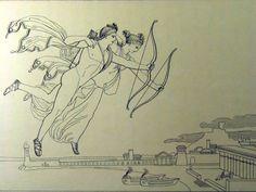 Apollo e Artemide  ( libro XV)