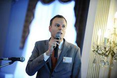 Matthias Nerf, a Dow Jones Fenntarthatósági Index vezetője a CSR Hungary Summiton