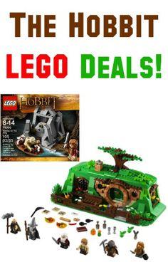 LEGO Hobbit Black Friday Deals! $8.39  #legos #thefrugalgirls