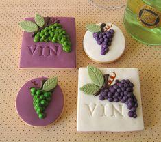 Grape cookies
