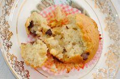 Rosie's Banana & Choccie Chunkie Muffins