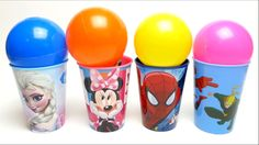 Ball Pit Surprise Toys Cups Video