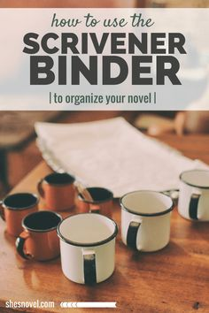 Using the Scrivener Binder to Organize Your Novel Affirmations, Meditation, Affirmation Quotes, Positive Affirmations, Confirmation, Christian Meditation, Zen
