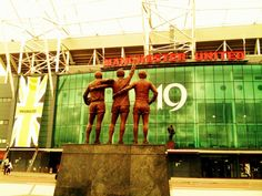 Old Trafford ~ Theatre of Dreams ... MUFC ⚽ ... Home Sweet Home