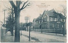 Lötzen (Giżycko),O.-Pr.,Lyckerstrasse ,1915