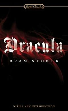 Bram Stoker's Dracula. 1897. Vampires before they were cool. This book is actually really interesting.