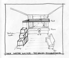 Wat voor tweepersoons slaapgelegenheden/bedden zijn er voor kleine ruimtes, dus om ruimte te besparen? - Goeie Vraag