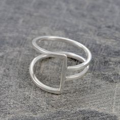 Sterling Silver Ring Ring for Women 925 Silver Ring by OtisJaxon