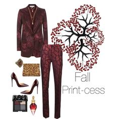 Fall Print-cess #CocosChaos