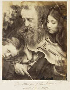 whisper of muse by julia margaret cameron