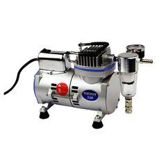 Model: Rocker 320 Yağsız Kompresör  Yağsız Kompresörler Max. basınç (nem tutucu ile): 80psi Max. basınç (nem tutucu olmadan): 100psi Motor dönme: