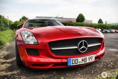 Mercedes-Benz Kicherer SLS AMG 3