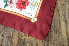 gucci scarf by lost anyla on Etsy