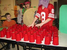 ELP at Great Brook School: Probability Games Probability Games, Math Games, Math 5, 5th Grade Math, Holiday Break, Carnival Games, Family Night, Numeracy, Student Teaching