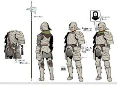 Without an efficient method to include this in /feedback and seeing no better category/forum to post this, I wish to share the kind of armor styles I would like to see in ESO. Fantasy Character Design, Character Creation, Character Design Inspiration, Character Concept, Character Art, Armadura Medieval, Medieval Armor, Medieval Fantasy, Dnd Characters