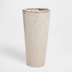 Vase céramique imprimé animal