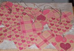 15-Heart-Shaped-LOVE-February-14-Valentine-Tree-Ornies-Hang-Tags-Gift-Ties