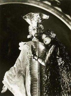 Richard Teschner Marionettes