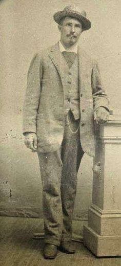 Sack Suit, British, c. 1875 – 1880
