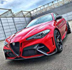Alfa Romeo Giulia Coupe, Alfa Giulia, Alfa Romeo 159, Alfa Cars, Alfa Alfa, Alfa Romeo Cars, Exotic Sports Cars, Cool Sports Cars, Exotic Cars