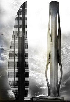 twins / #architecture
