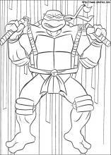 teenage mutant ninja turtles coloring pages on coloring bookinfo