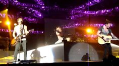 McFLY - Falling In Love - Above The Noise Tour - Cardiff CIA/Motorpoint ...