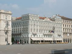 Trieste-Piazza Unità d'Italia