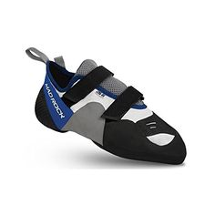 Mad Rock Climbing Shoe One Color, 11 D(M) US. High performance all around shoe. Weight: Two strap closure. Climbing Outfits, Rock Climbing Shoes, Mad Rock, Hiking Shoes, Hiking Outfits, Converse Men, Outdoor Outfit, Velcro Straps, Ladies Dress Design