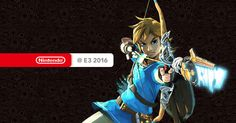 Check out all the news and announcements from Nintendo on the official Nintendo @ E3 2016 site.