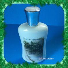 New Bath Body Works Juniper Breeze E Aloe Body Lotion Signature Collection