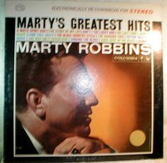Vinyl LP Record Columbia Stereo CS 8639 Marty's Greatest Hits Re-Channeled #ContemporaryCountry