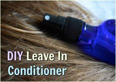 All you need to make an amazing DIY leave in conditioner spray are three simple ingredients! Simply combine, shake, and apply. Your hair will thank you! Diy Beauty Secrets, Beauty Tips For Face, Beauty Hacks, Diy Conditioner, Leave In Conditioner, Coconut Oil Hair Growth, Diy Shampoo, Homemade Shampoo, Moisturizer For Dry Skin