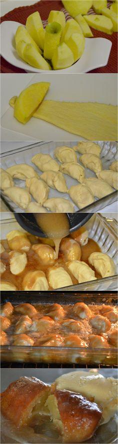 Southern Apple Dumplings