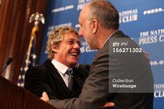 Pete townshend & Roger daltrey ロジャーの嬉しそうな顔!