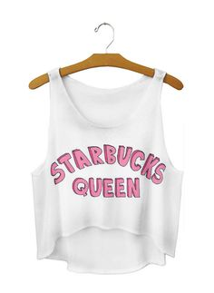 f2dfa624fc743 Starbucks Queen Crop Top Crop Top And Shorts