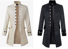Victorian and modern unique wedding tuxedos