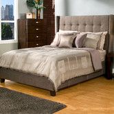Found it at Wayfair - Manhattan Storage Platform Bed with Wings