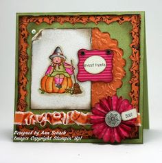 The Stampin' Schach: Sayin' So Long to Greeting Card Kids