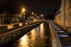 Emozioni notturne a Vittorio Veneto - Serravalle - Via Casoni  #reflexbook #vittorioveneto #ioamolamiacittà #serravalle #meschio