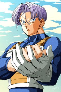Future Trunks--I hope he makes it into Dragon Ball Super. I enjoyed his dynamic character in Dragon Ball Z. And I hope that by having Trunks return it might set a similar tone to when he was there in the past. I can recall just how intense Trunks could make a scene in Dragon Ball Z when I was a kid. How everything Trunks did had such an upmost intensity and dire consequence if it wasn't performed. I hope to see Trunks. I really do. #SonGokuKakarot