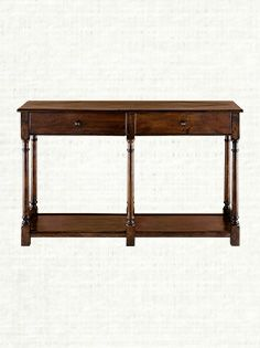 "for back wall in LR  Palencia 52"" Rectanlge Console Table"
