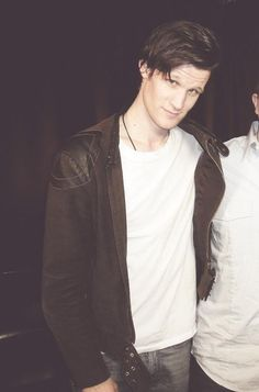 Matt Smith. He is good lookin`... ^are you just now getting this?? <--- pinning for that comment